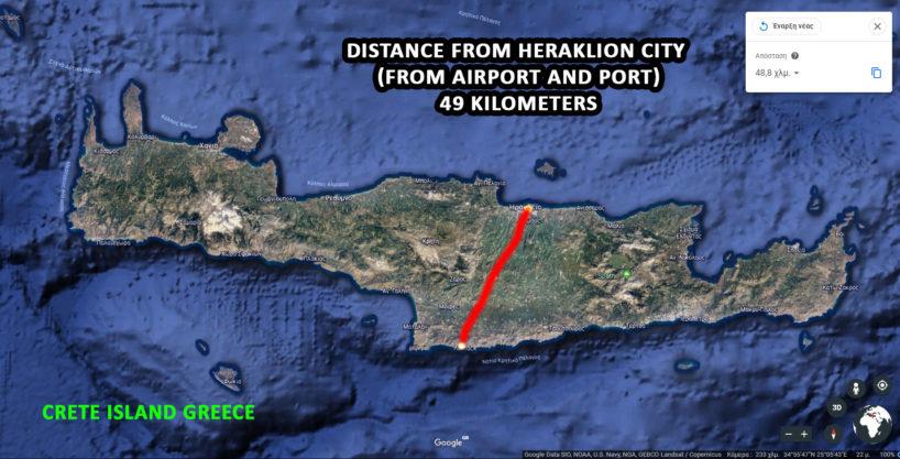 Property in Lendas Crete Greece