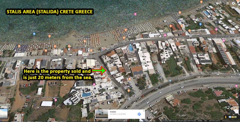 Stalis Beach Crete
