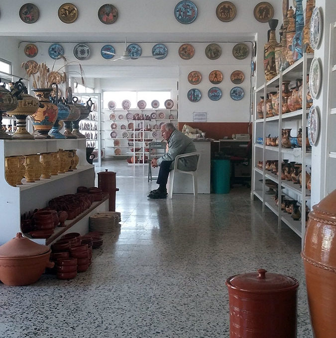 first floor ceramic factory rodes