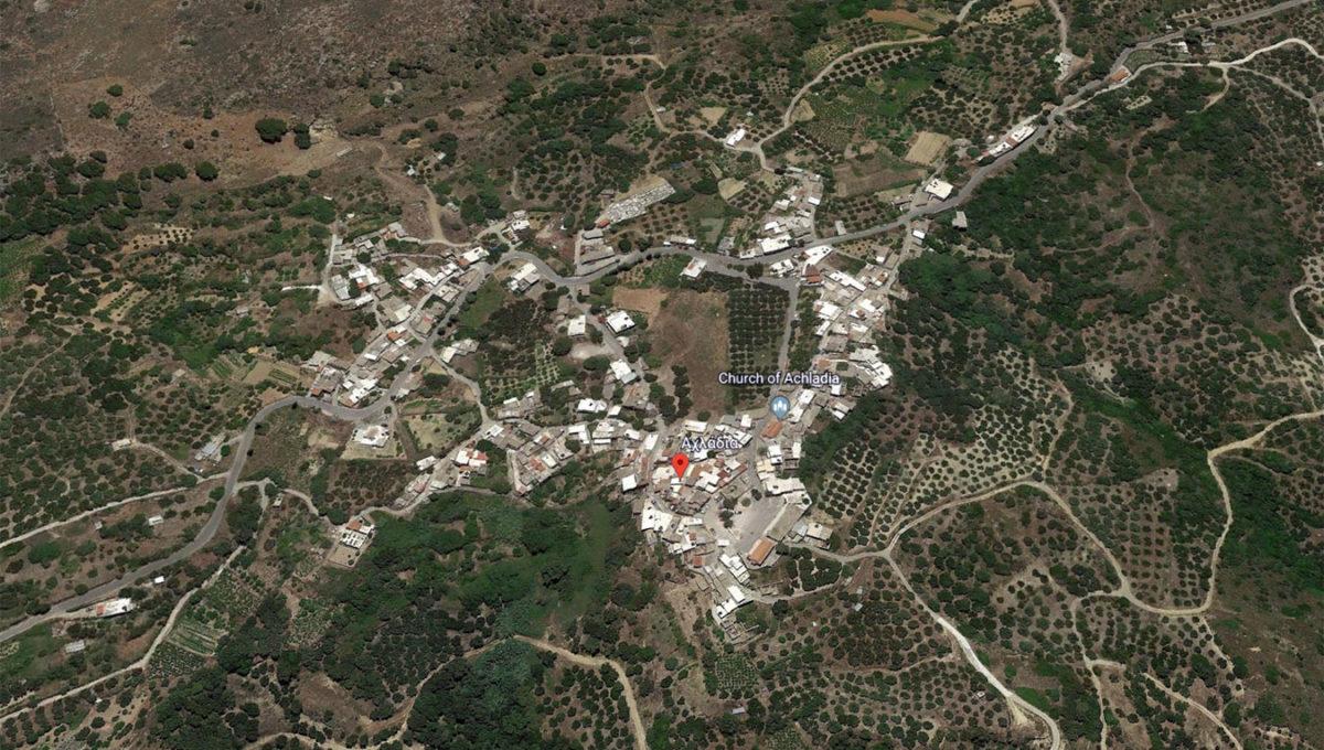 Achladia village sitia