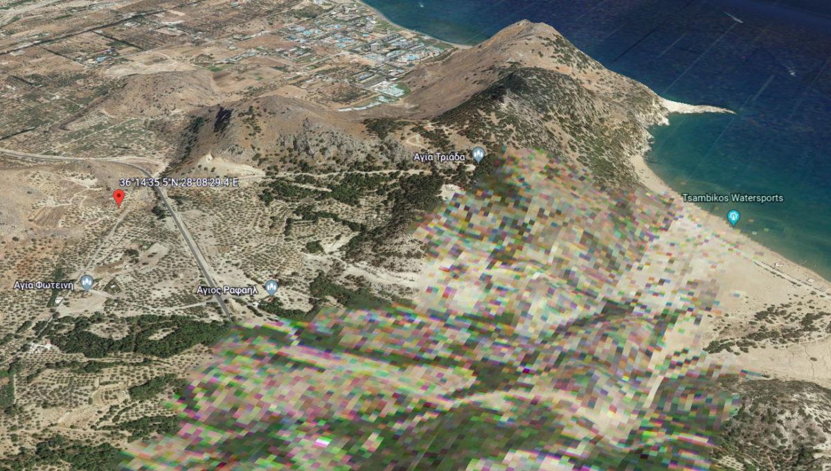 Paralia Tsampika Rhodes