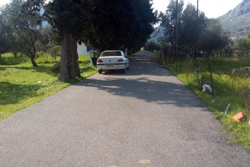 Kolympia village plot sale rodos