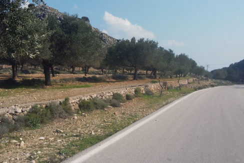 Tsampika Rodos land for sale