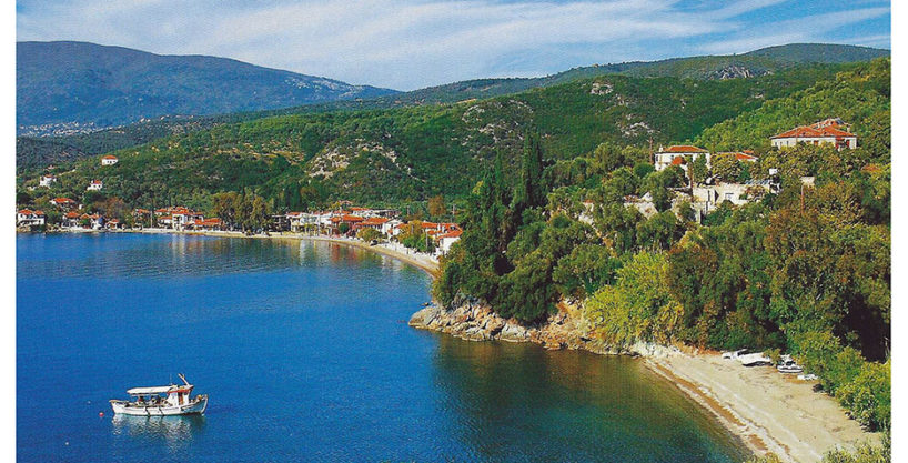 Lefokastro Pelion Greece