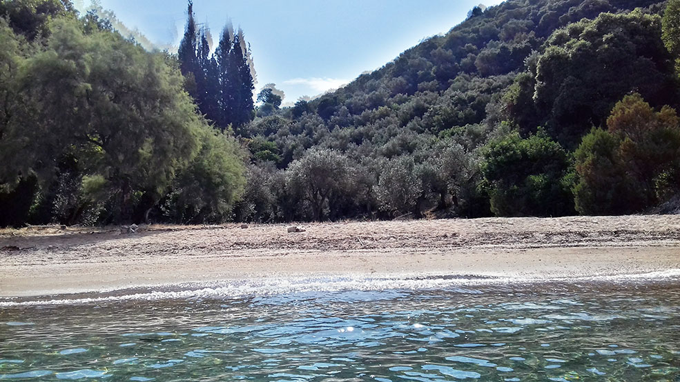 land for hotel near pelion