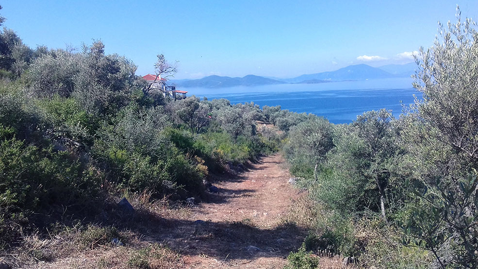 plot for sale next gourna beach