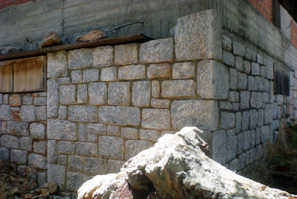 stone villa for sale in Hydra island