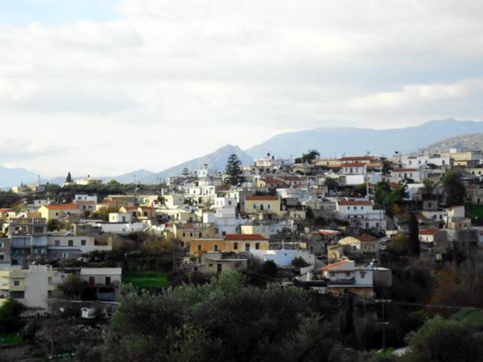 Galia Village Crete