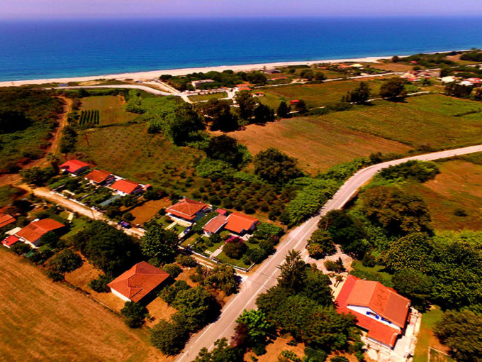 An amazing detached house in a small paradise by the sea, waiting to be yours…