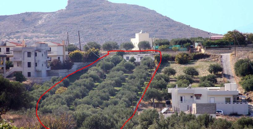 Elia village Crete