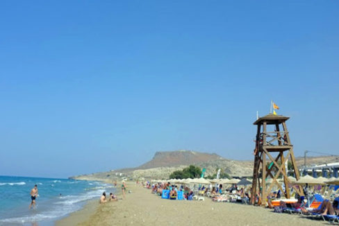 Karteros Crete plot for sale